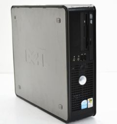 Buy Second Hand Dell Optiplex 745 CPU in Hyderabad | Features and Details